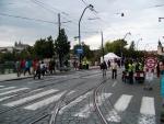 Smetanovo nábřeží bylo na víkendové dny v nedávné minulosti již mnohokrát uzavřeno.